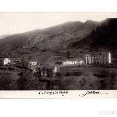 Postales: LA FARGA DE MOLES (LLEIDA) 1945 POSTAL FOTOGRÁFICA.. Lote 146788274
