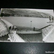 Postales: RIUDECAÑAS TARRAGONA VISTA DEL PANTANO POSTAL FOTOGRAFICA. Lote 146985090