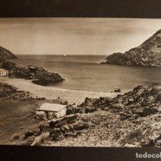 Postales: PUERTO DE LA SELVA GERONA PLAYA DE TAVALLERA. Lote 147296610