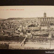 Postales: MANRESA BARCELONA VISTA PARCIAL. Lote 147318294