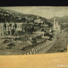 Postales: BARCELONA , PARQUE GUELL . Lote 147374758