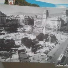 Postales: BARCELONA - PLAZA DE CATALUÑA - A. CAMPAÑÁ, SERIE 1, Nº 1 - FOTOGRÁFICA. Lote 147489798