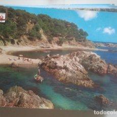 Postales: PALAMÓS, COSTA BRAVA - CALA ESTRETA - SOBERANAS, 1049. Lote 147490182