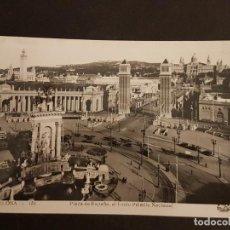 Postales: BARCELONA EXPOSICION INTERNACIONAL 1929. Lote 147520242
