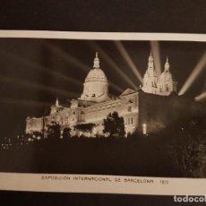 Postales: BARCELONA EXPOSICION INTERNACIONAL 1929. Lote 147520346