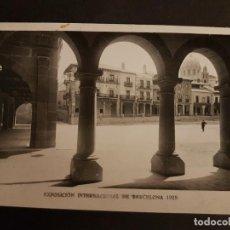 Postales: BARCELONA EXPOSICION INTERNACIONAL 1929. Lote 147520430