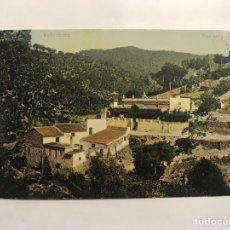 Postales: VALLVIDRERA (BARCELONA) POSTAL NO.35 COLECCIÓN LEON. FONT DEL JERO (H.1910?). Lote 147538841
