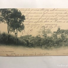 Postales: VALLVIDRERA (BARCELONA) POSTAL NO.152, PAISAJE. EDITA: THOMAS (H.1910?). Lote 147540841
