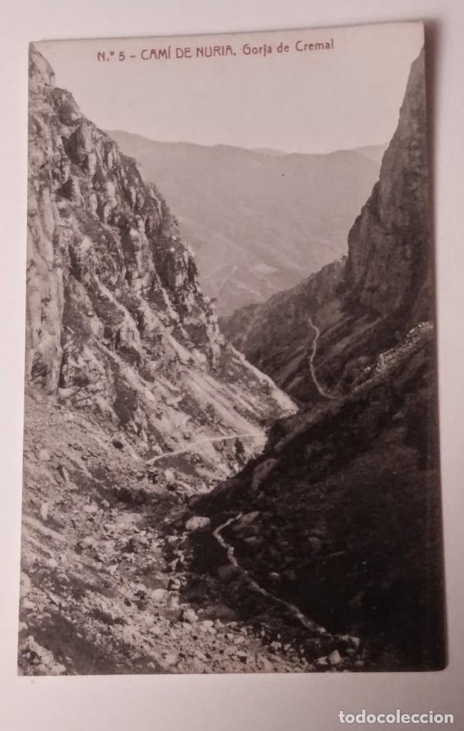 Camí de Nuria, Gorja de Cremal - 140848446