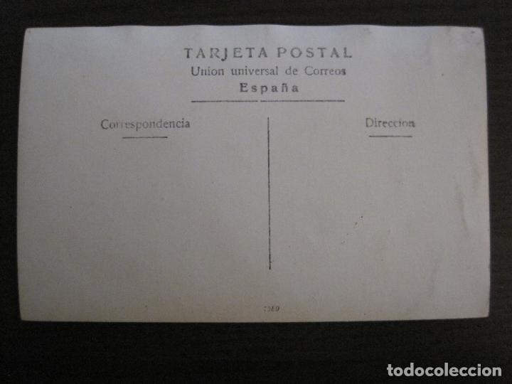 Postales: BARCELONA-NEVADA EN BARCELONA-TRANVIA-ENERO 1914-POSTAL FOTOGRAFICA ANTIGA-(56.234) - Foto 5 - 147910190