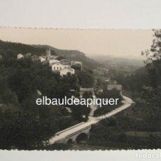 Postales: SANT QUIRZE DE SAFAJA. VISTA PARCIAL. F. SOSA. SIN CIRCULAR. CCTT. Lote 148180226