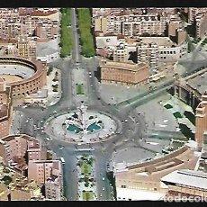 Postales: POSTAL * BARCELONA , VISTA AEREA PL. ESPANYA * 1961. Lote 148214774