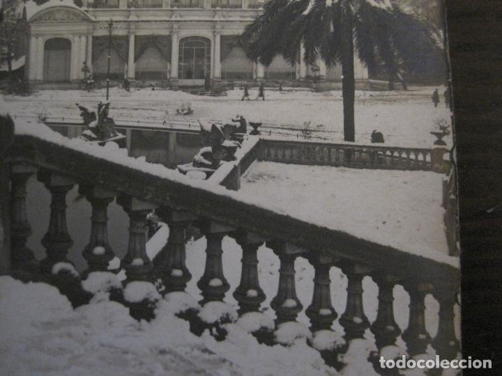 Postales: BARCELONA-NEVADA-PARQUE-FOTOGRAFICA ROISIN-6-POSTAL ANTIGA-(56.407) - Foto 5 - 148356146