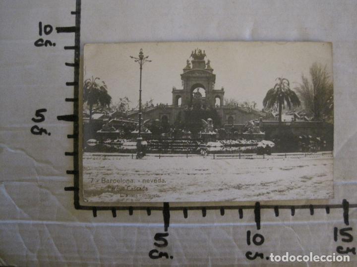 Postales: BARCELONA-NEVADA-PARQUE-FOTOGRAFICA ROISIN-6-POSTAL ANTIGA-(56.408) - Foto 6 - 148356394