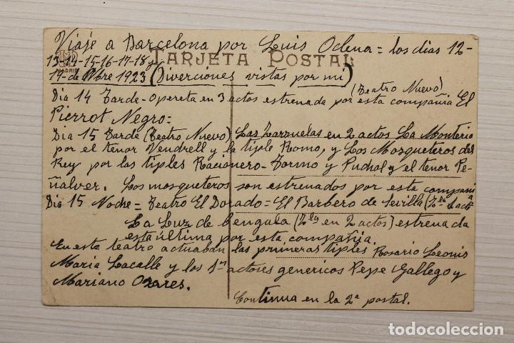 Postales: POSTAL BARCELONA VISTA GENERAL - Foto 2 - 148361606