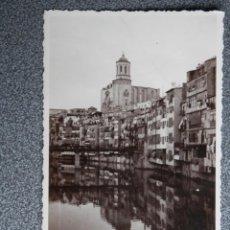 Postales: GERONA POSTAL FOTOGRÁFICA ANTIGUA. Lote 148392704