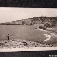 Postales: ANTIGUA POSTAL SAN PEDRO DE RIBAS, PLAYAS DE RIBAS. EDIT GARRIGA. Lote 148941856