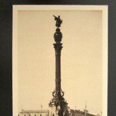 Postales: POSTAL BARCELONA. MONUMENTO A COLÓN. ROISIN. . Lote 148942234