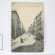 Postales: ANTIGUA POSTAL - REUS, ARRABAL DE ROBUSTER Nº 429 - ATV - CIRCULADA. Lote 150106588