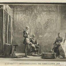 Postales: BARCELONA. EXPOSICIÓN UNIVERSAL DE BARCELONA 1929. PALACIO NACIONAL. DUQUE DE ALBA. SIN CIRCULAR.. Lote 150655242