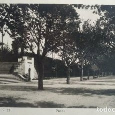 Postales: 1950 FIGUERES PASEO. Lote 139085166