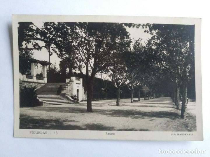 Postales: 1950 FIGUERES Paseo - Foto 2 - 139085166