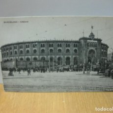Postales: POSTAL 10 BARCELONA - ARENAS. PLAZA DE TOROS.. Lote 151486358