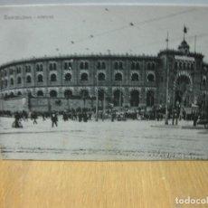 Postales: POSTAL BARCELONA - ARENAS. PLAZA DE TOROS. . Lote 151487670