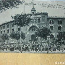 Postales: POSTAL BARCELONA 7 - NUEVA PLAZA DE TOROS.ED. JORGE VENINI. Lote 151488378
