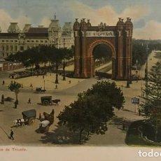 Postales: BARCELONA. ARCO DEL TRIUNFO. Lote 149274762