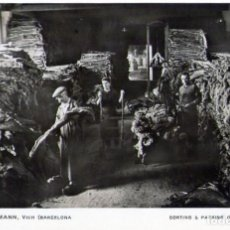 Postales: VIC ERNESTO BAUMANN ADOBERIA CLASIFICACION DE PIELES FOTOGRAFICA. Lote 151575146