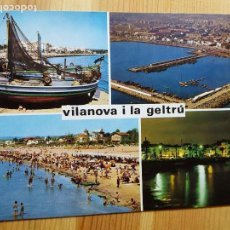 Postales: VILANOVA I LA GELTRU Nº 346 ED. EXCL. SALVAT. Lote 151576270