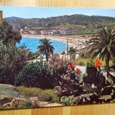 Postales: SAN FELIU DE GUIXOLS Nº 1 VISTA PARCIAL ED. ESCUDO DE ORO. Lote 151576342