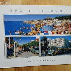 Postales: SANTA SUSANNA COSTA DEL MARESME Nº B 1486 ED. PIC. Lote 151576650