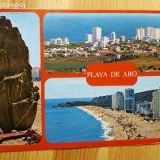 Postales: PLAYA DE ARO SERIE 7 Nº 142 COSTA BRAVA ED. AZERKOWITZ. Lote 151576850