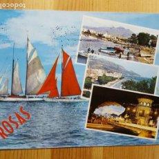 Postales: ROSAS COSTA BRAVA Nº 2067 ED. ARRIBAS. Lote 151577098