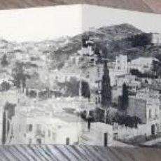Postales: ATV XLVIII VISTA PANORAMICA DE VALLCARCA BARCELONA CUADRUPLE. Lote 151578294