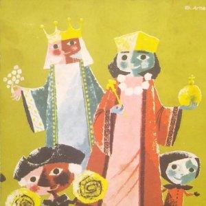1959 Fiestas de la Merced. Festes de la Mercè. Circulada