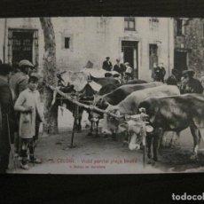 Postales: SANT CELONI-VISTA PARCIAL-PLAÇA BESTIA-6-ROISIN-(57.174). Lote 151886498