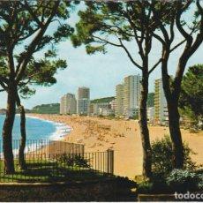 Postales: COSTA BRAVA, PLAYA DE ARO, GERONA. Lote 151949298