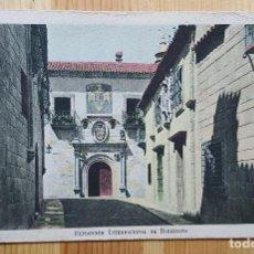 Postales: EXPOSICION INTERNACIONAL DE BARCELONA CALLE DE LA CONQUISTA ED. DEO. Lote 152065490