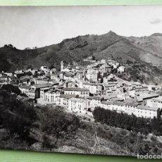 Postales: PORRERA (PRIORATO). PANORÁMICA. FOTO SANAHUJA. USADA CON SELLO. BLANCO/NEGRO. Lote 152132257