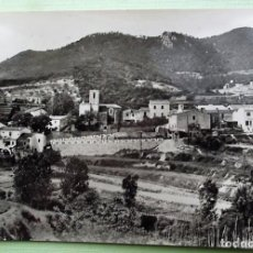 Postales: ORRIUS (BARCELONA). 335 VISTA PARCIAL. FOT. PÉRE. USADA CON SELLO. BLANCO/NEGRO. Lote 152132405