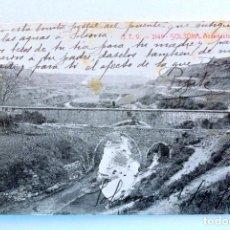 Postales: ANTIGUA TARJETA POSTAL A.T.V. 2149 SOLSONA , ACUEDUCTO, CIRCULADA 1912. Lote 152268238