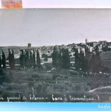Postales: ANTIGUA TARJETA POSTAL - VISTA GENERAL DE SOLSONA , CARA A TRAMONTANA, CIRCULADA 1914. Lote 152291482