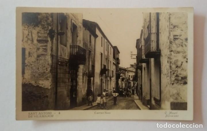 Sant Antoni de Vilamajor. Carrer Nou. C. Mauri. Sin circular - 140841598