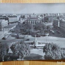 Postales: BARCELONA PLAZA DE PALACIO SERIE 2 Nº 118 ED. J. CEBOLLERO. Lote 152394382