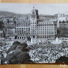 Postales: BARCELONA PLAZA DE CATALUÑA Nº 2 ED. ZERKOWITZ. Lote 152394734