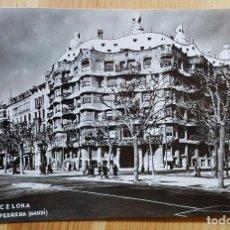 Postales: BARCELONA LA PEDRERA GAUDI Nº 18 CYP. Lote 152396286
