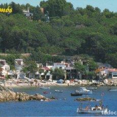Postales: PALAMOS, COSTA BRAVA, CALA S´ALGUER, GERONA. Lote 152763490